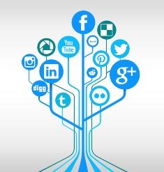 Is social media franchise friendly?