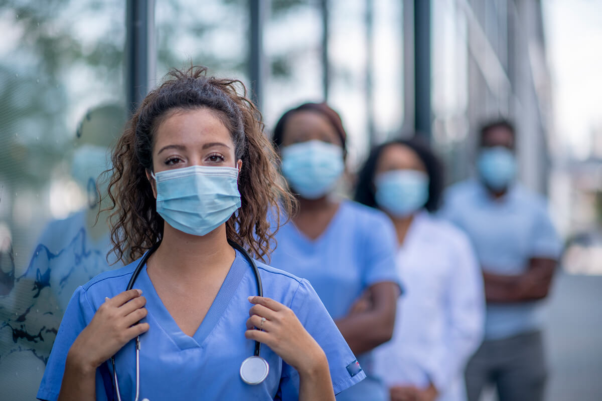 Our Healthcare Franchise Supports Other Businesses Via Staffing Services
