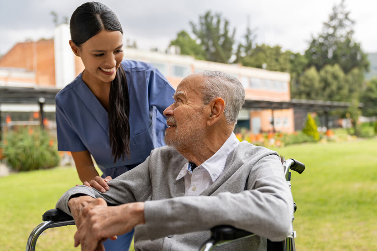 Home Care vs. Hospice: What's the Difference?