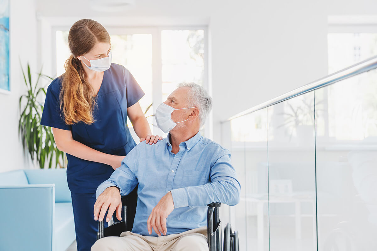 Inside Our Hospice Care Business
